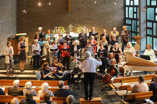 Sommermusikabend in der Markuskirche