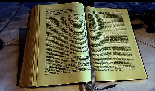 Zum neuen Kirchenjahr: Neue Lesungs- und Predigttexte